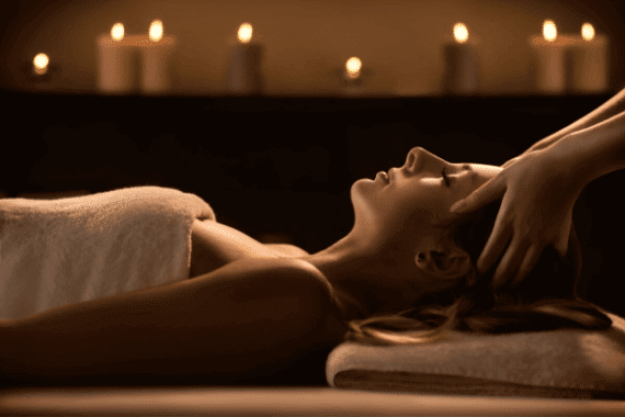 Absolute relax massage by ingliston hair & beauty